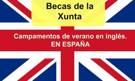 Becas para estudiar inglés en Galicia