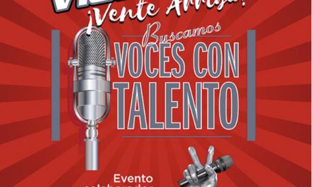 Casting para La Voz en toda España
