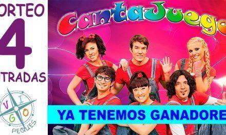 Sorteo entradas Cantajuegos