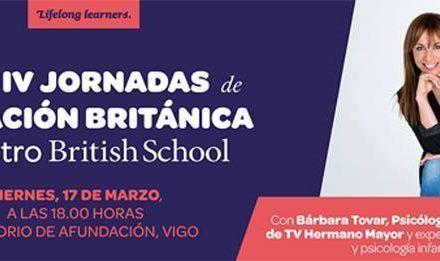 Barbara Tovar y Silvia Nanclares hoy en Vigo