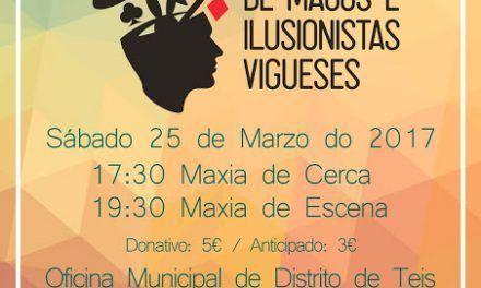 II Gala de Magia en Vigo