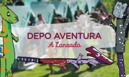 Campamento de A Lanzada Depo Aventura 2019