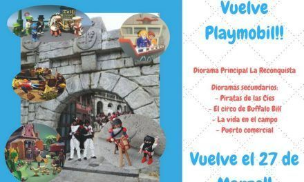 Exposición de Playmobil en Vigo