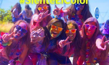 Holi Run, la fiesta de colores 2018