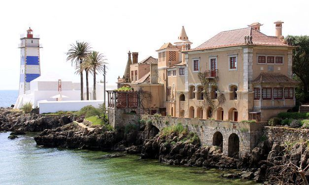 Cascais y Estoril, la Costa Azul portuguesa