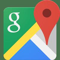 Google Maps a Quinta lago dos cisnes