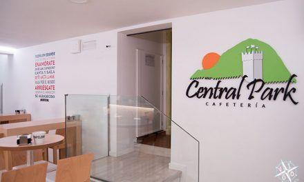 Cafetería con zona infantil Central Park