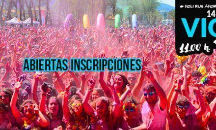 Holi Run, la fiesta de colores 2017