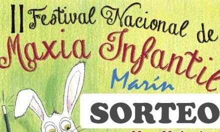 Sorteo Festival Magia