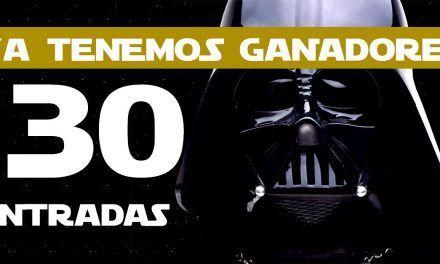 Exposición La Saga de las Galaxias: Sorteo!!!