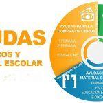 磊 Ayuda libros y material escolar en Galicia