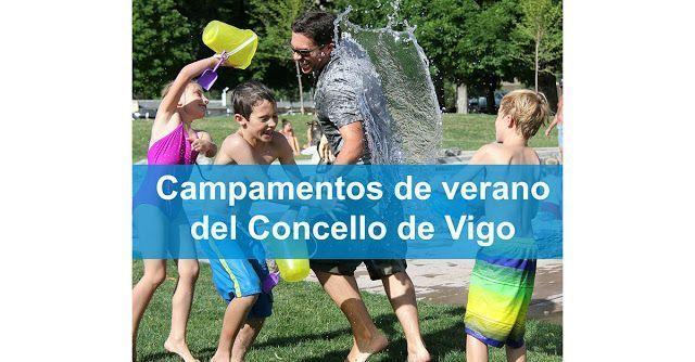 Campamentos de verano del Concello de Vigo