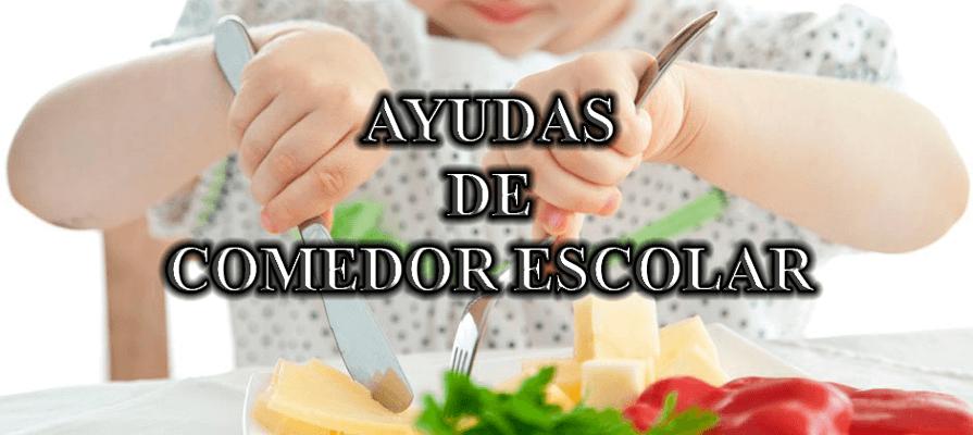 Ayudas comedor y material escolar del Concello de Vigo 2019- 2020