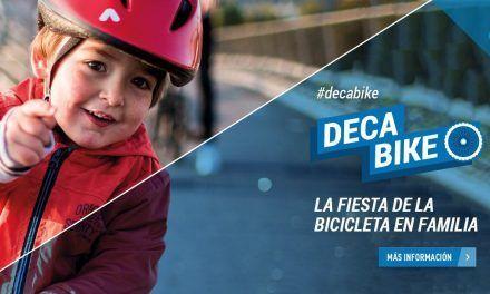 Decabike: La fiesta familiar de la bicicleta