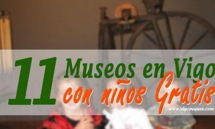 11 Museos en Vigo con niños gratis