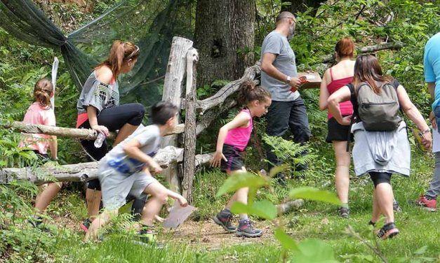 Campamentos en familia el Trasgu la Fronda