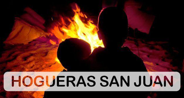 Hogueras San Juan para ir con niños en Vigo y alrededores