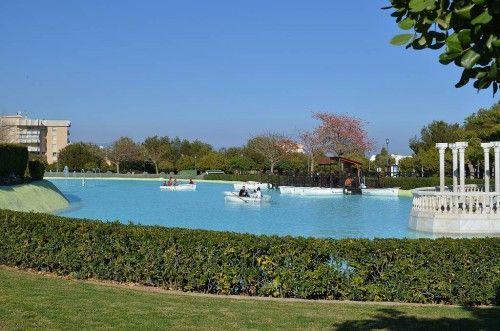 Parque La Bateria, Torremolinos