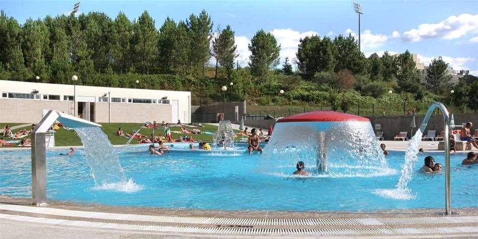 10 mejores piscinas al aire libre en el norte de portugal for Las mejores piscinas municipales de madrid