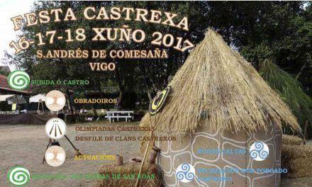 Programa de la Fiesta Castreña en Vigo