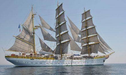 Visita el buque-escuela Mircea