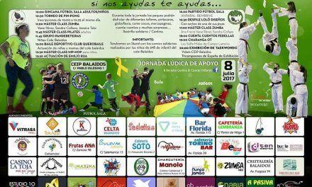 Festival en CEIP Balaidos contra el cáncer infantil