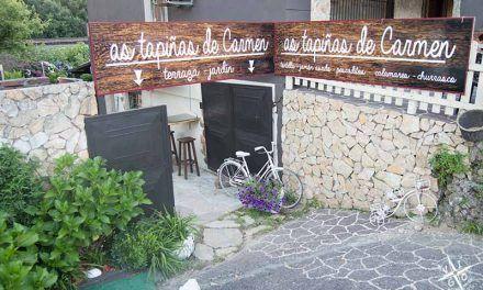 As tapiñas de Carmen en Mos: para comer en familia