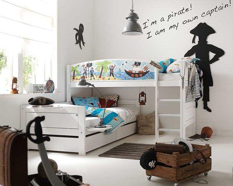 10 literas infantiles para soñar a lo grande