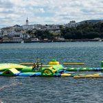 Un nuevo parque acuático en Ribadeo
