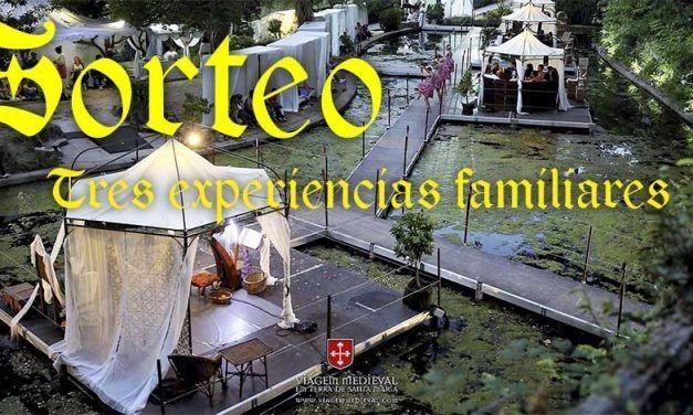 Experiencia familiar Santa María da Feira: Sorteo!!!