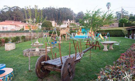 Asador A Ferreira: restaurante con impresionante zona infantil