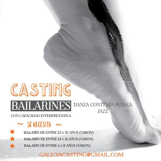 Casting para bailarines