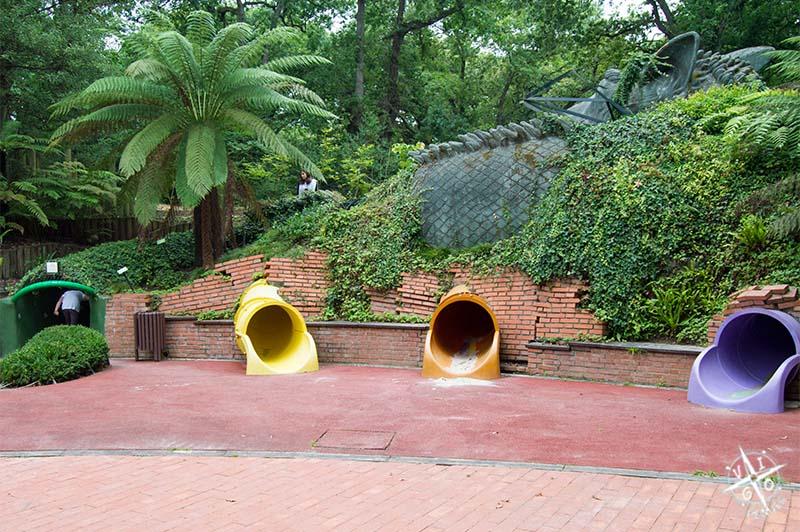 Bosque de los niños del Jardín Botánico de Gijón