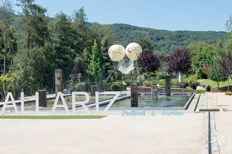 Festival jardines Allariz