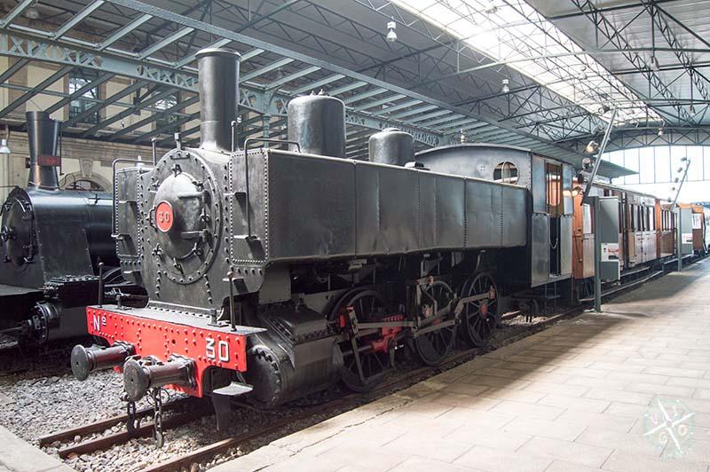 Museo del Ferrocarril de Gijón