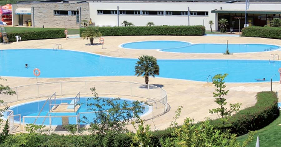 Como se hace una piscina stunning como se hace una for Que cuesta hacer una piscina
