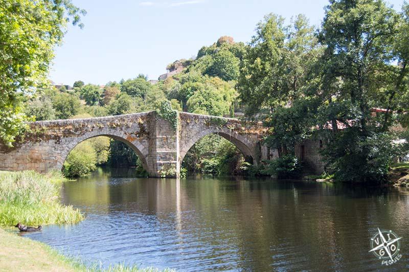 Puente Romano en Allariz