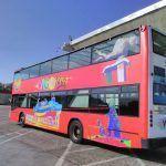 El bus turístico será gratis con reserva previa