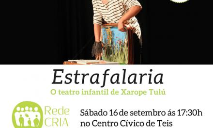 Estrafalaria de Xarope Tulú: teatro gratuito para niños