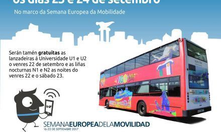 Bus turístico y nocturno gratis el fin de semana