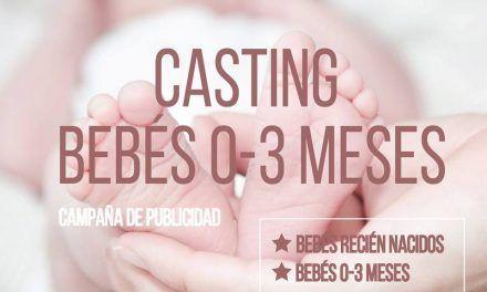 Casting para bebés en Galicia