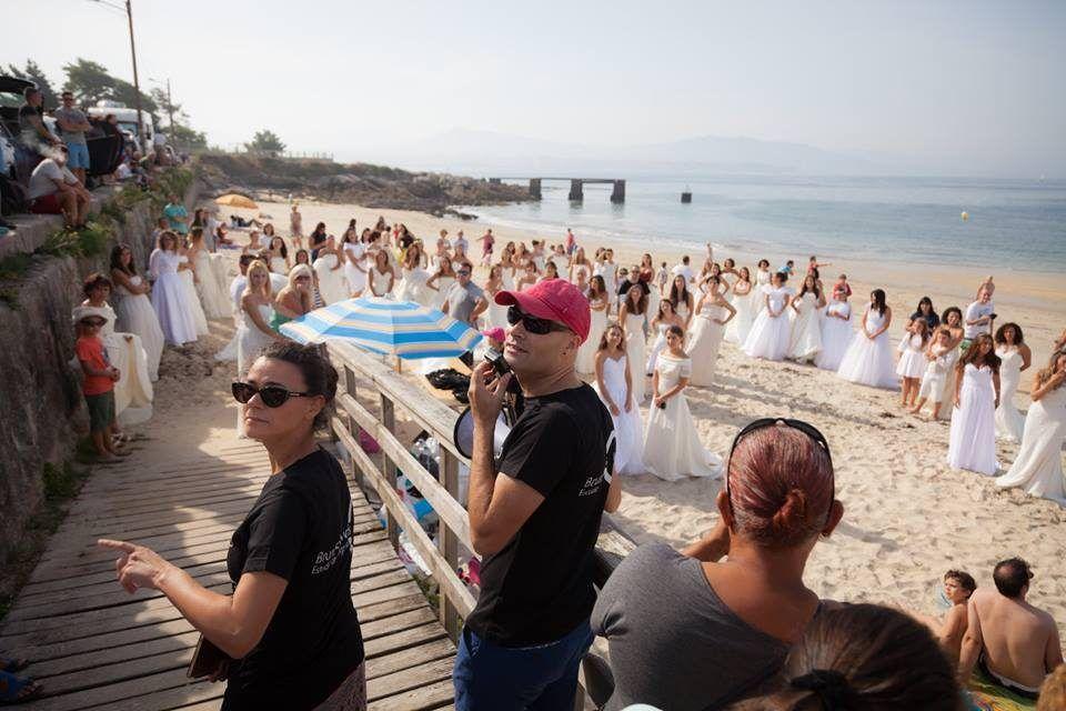 BrunSantervás Fotografía: Busca novias para grabación de spot