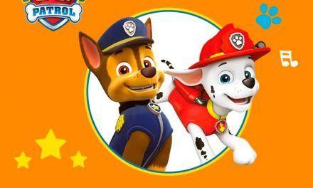 La patrulla canina llega a Vigo