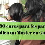 Ayudas para desempleados que quieran estudiar un Master en Galicia