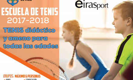 Escuela de tenis del Mercantil