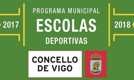 Vigo: Escuelas deportivas 2017 – 2018