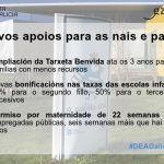 Se anuncian nuevas medidas para la conciliación en Galicia