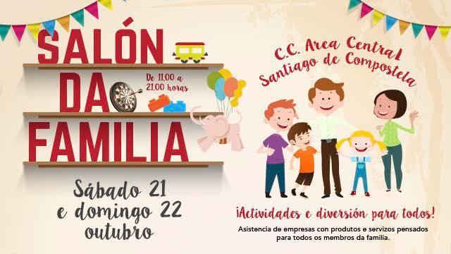 Las familias serán las protagonistas en Santiago