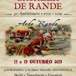 Redondela celebra la Batalla de Rande