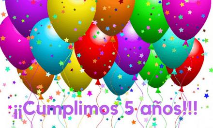 5º Aniversario de Vigopeques